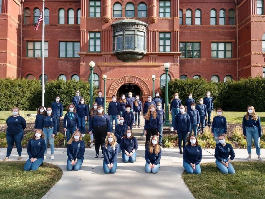 P-Wolf Students' COVID-19 Choir Experience
