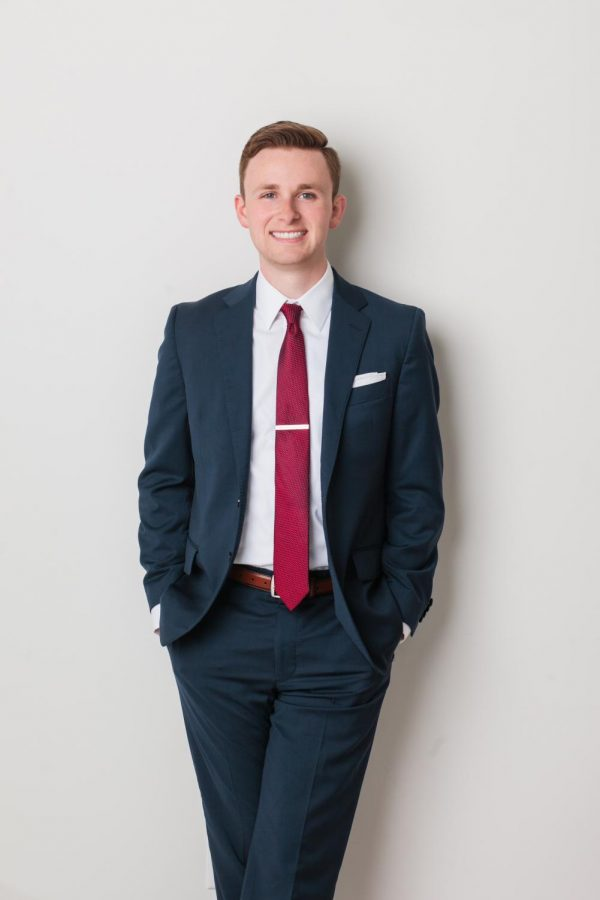 Senior business administration major Dallas Jones, Jr., has gained a wealth of work experience in government during his time at NWU including serving as the constituent services liaison for Nebraska Governor Pete Ricketts.